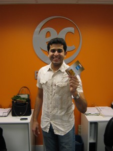 Raed wins $50 gift card