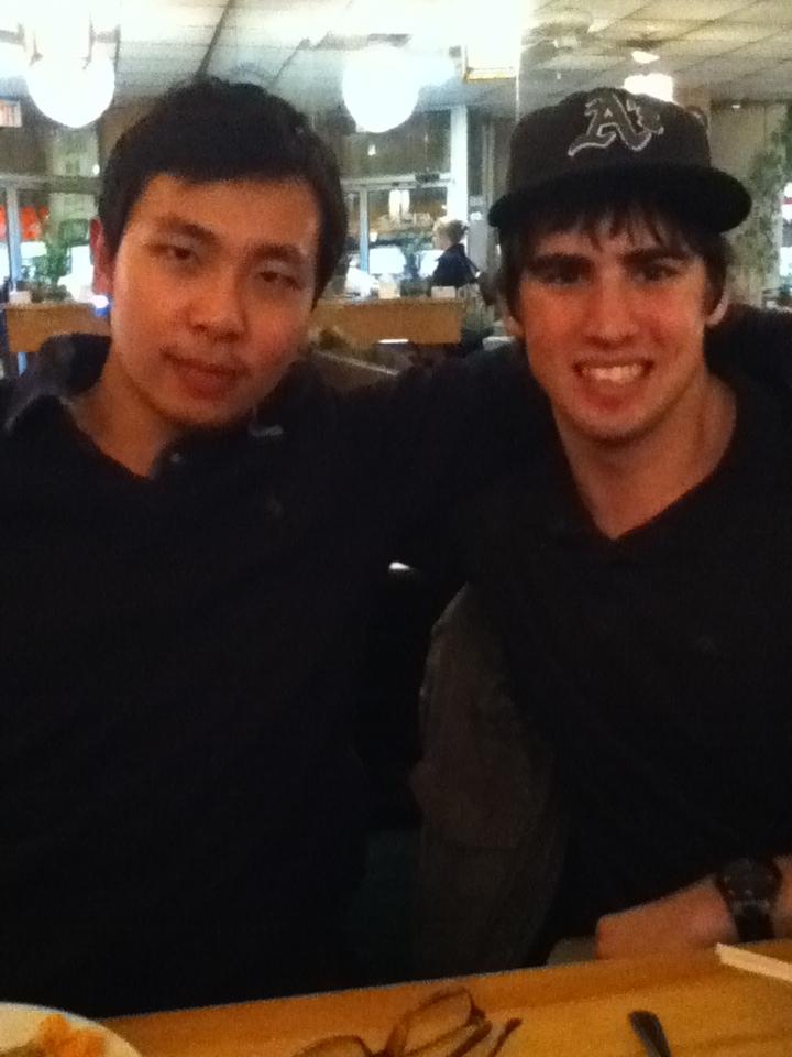 Rico and Patrick
