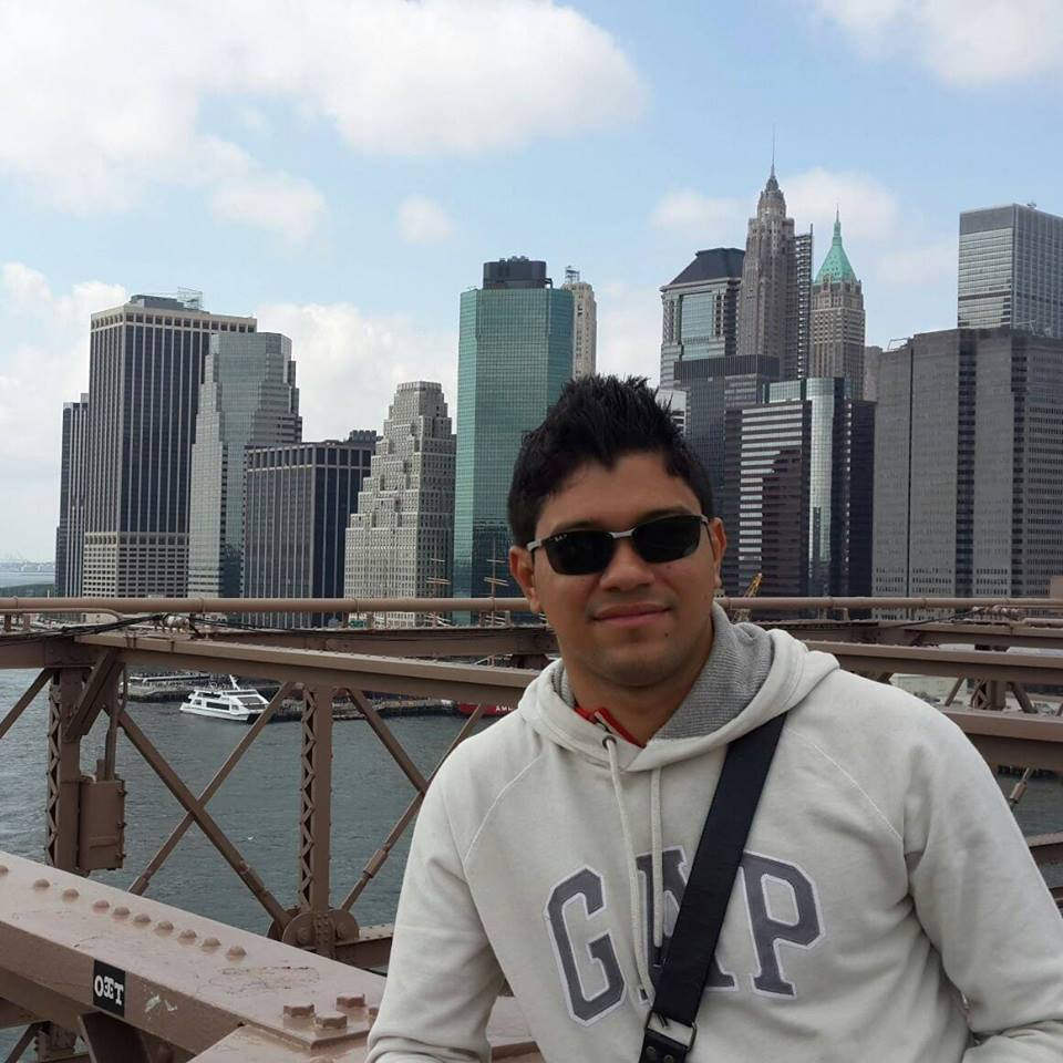 Fidel Royero talks about his experience while studying English at EC Boston