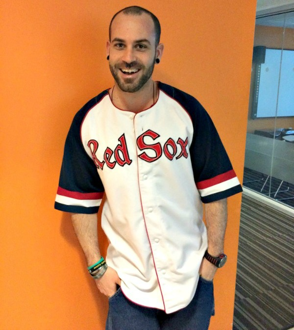 Alvaro Jurado of Spain, EC Boston's new Student Ambassador