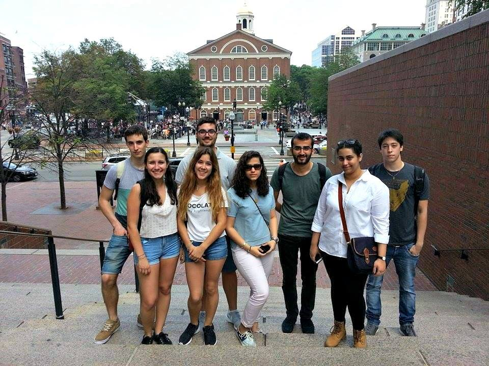 Study Abroad - University of Massachusetts Boston