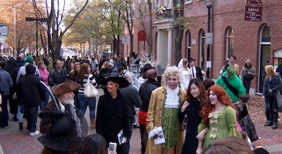 Travel Tuesday: Salem, Massachusetts (Spooky Edition!)