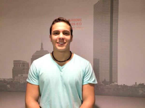 Meet Mauro Bello of Venezuela: EC Boston English School's New Student Ambassador!