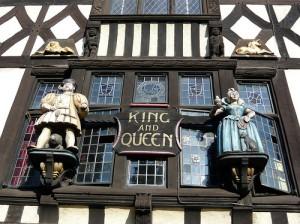 king-queen