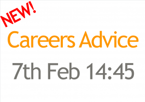Careers Advice Blog & FB