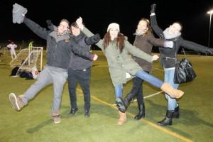 Emilia & Vera Football