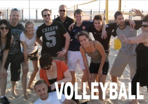 Keep Fit at EC Brighton - Volleyball