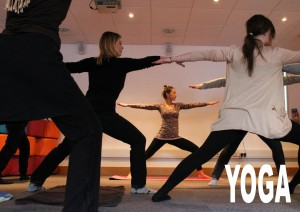 Keep Fit at EC Brighton - Yoga