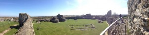 Pevseney Castle