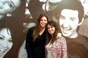 Anna and Giulia