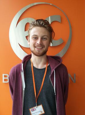 Tomasz - new Premises Security at EC Brighton English School