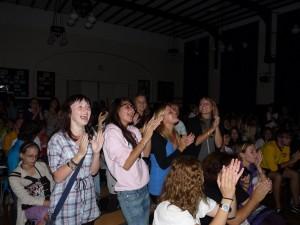Standing ovation!!