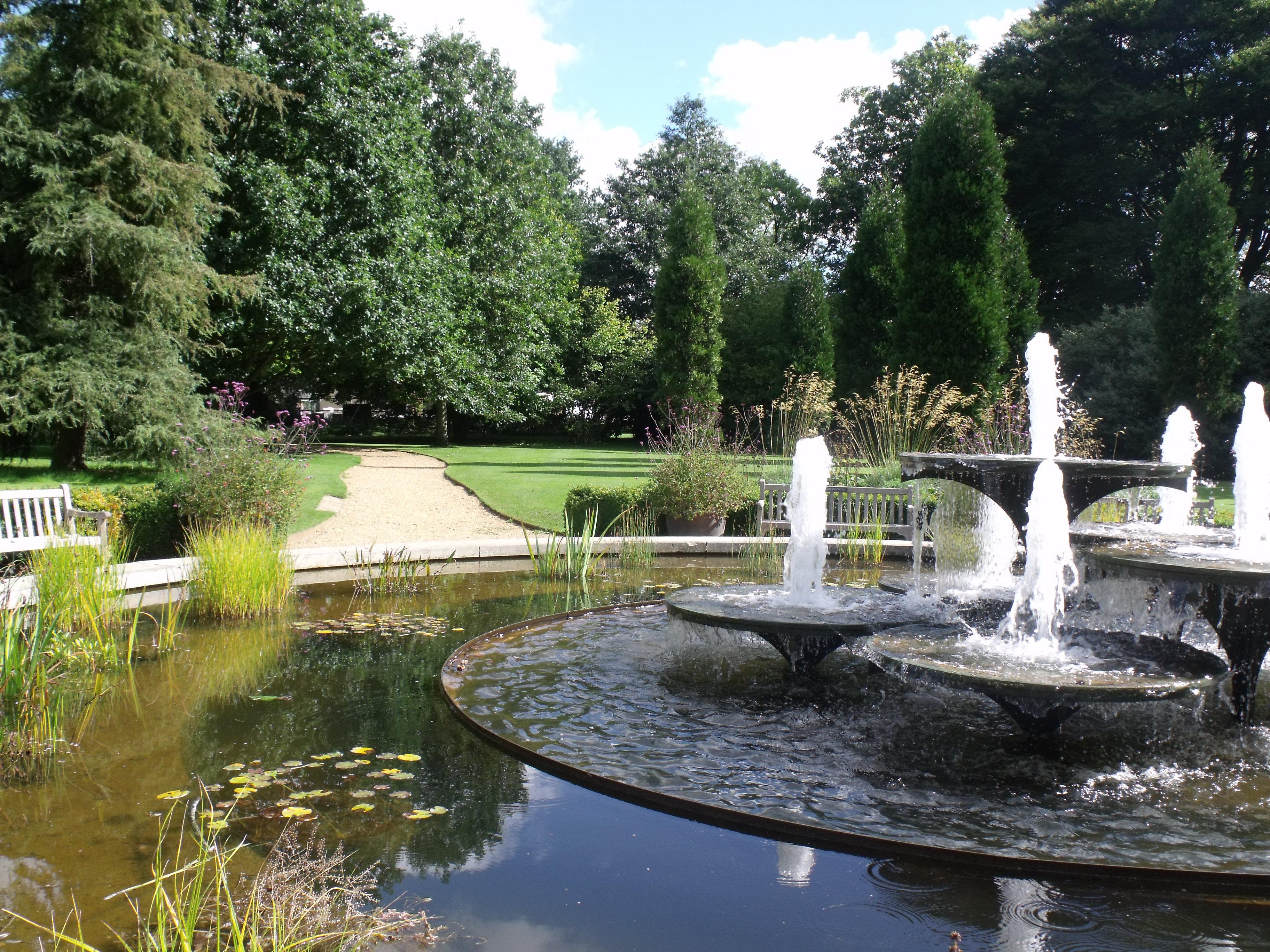 University Of Cambridge Botanical Gardens Ec