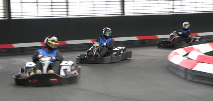 Go karting ec cambridge blog for Go kart interieur montreal