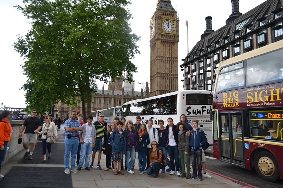 EC Students London