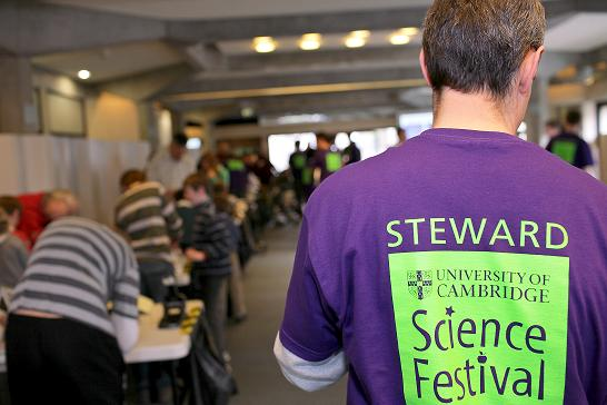 Science Festival, University of Cambridge