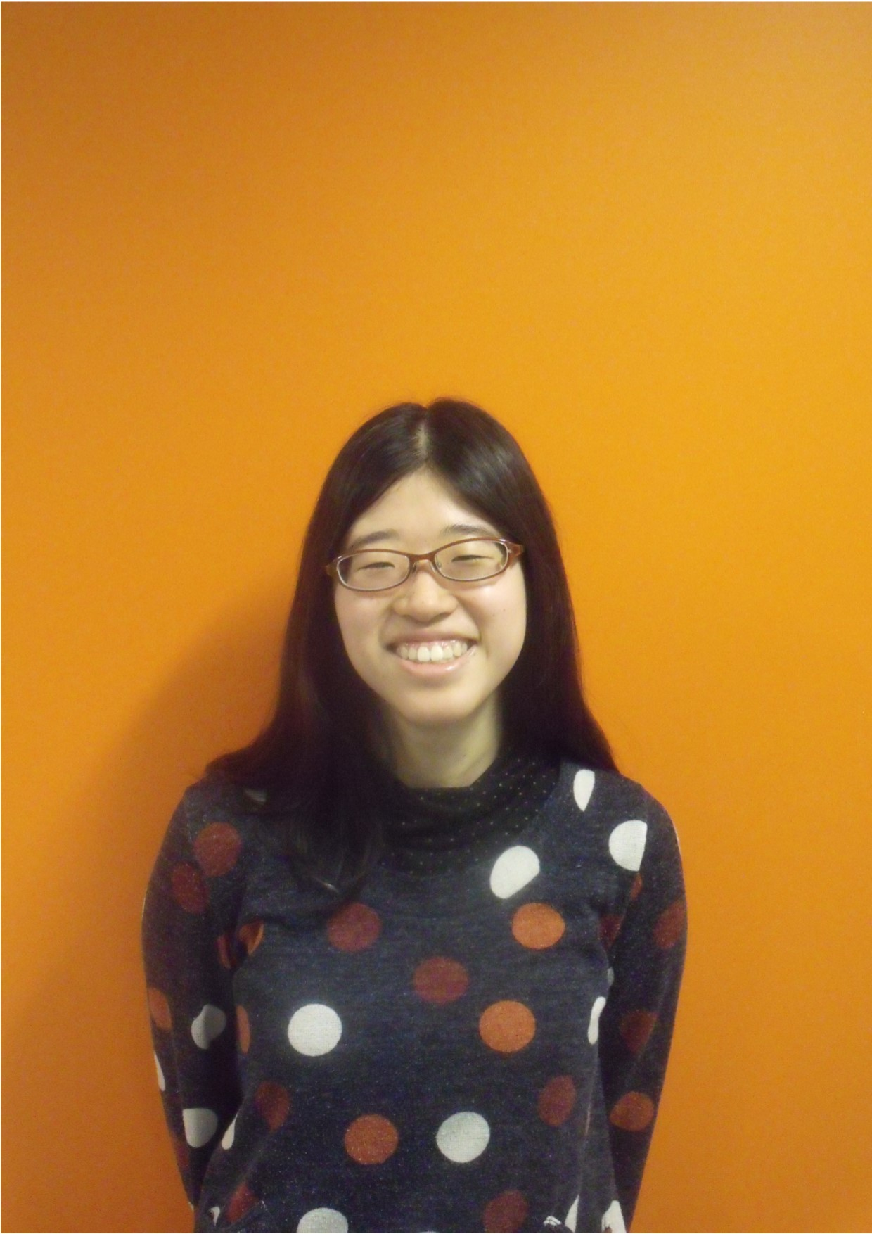 Erina from Japan studies English at EC Cambridge