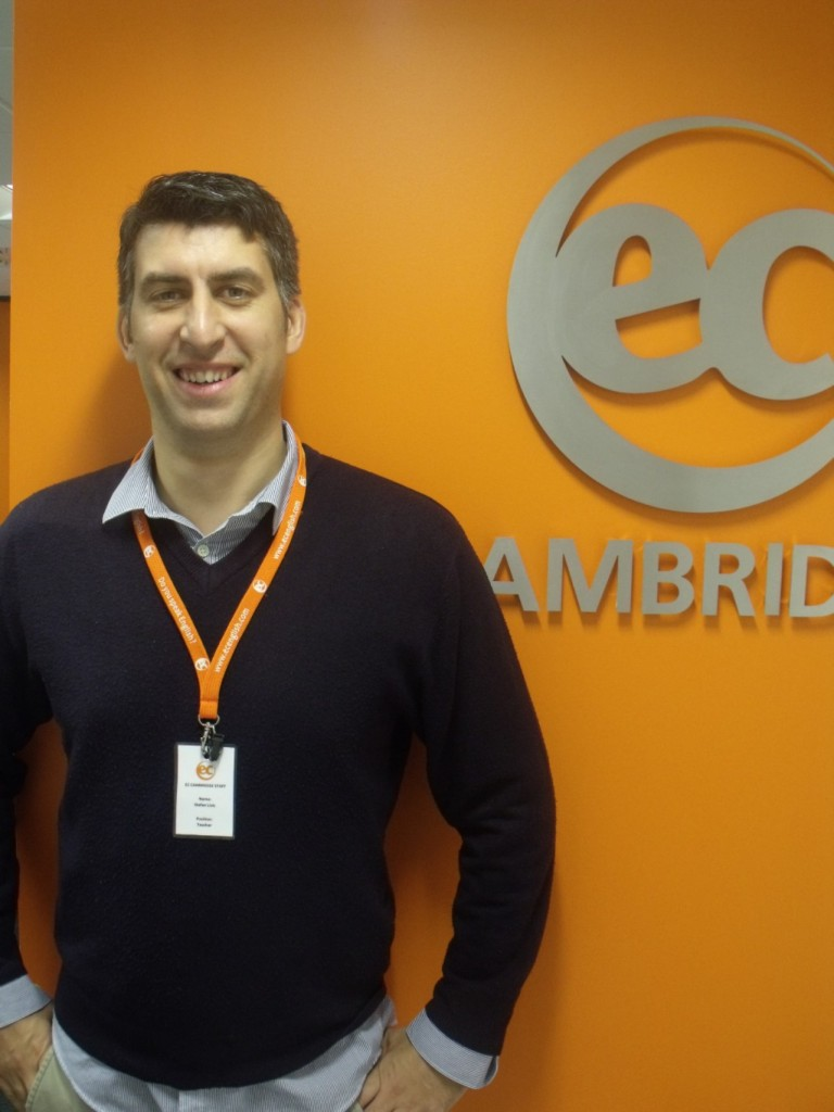 Academic Year English Courses in Cambridge by Stephan
