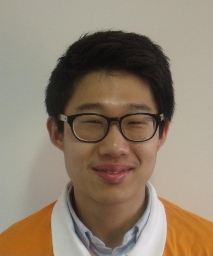 Sangyin from Korea studies General English at EC Cambridge