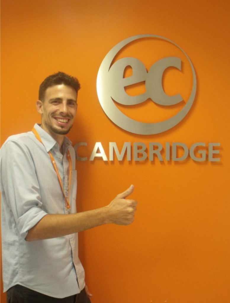 David from EC Cambridge
