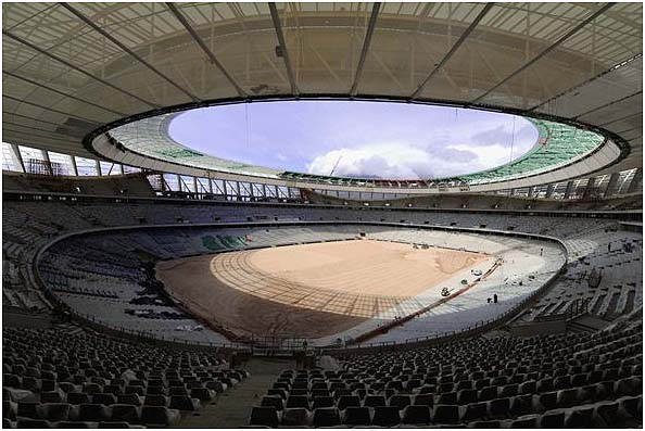 Green Point Stadium, Cape Town