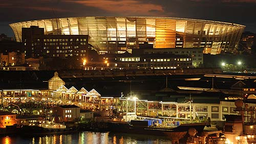 Cape Town's stunning new stadium