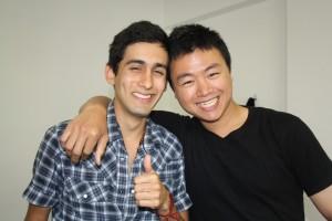 Sergio & Minwoo