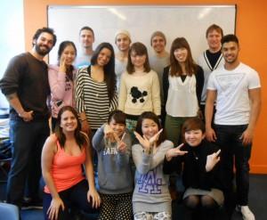 NY Elem class
