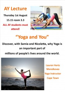 Yoga and You poster Jpeg