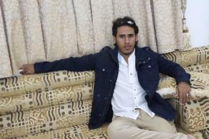 Mohammed Bingerban from Yemen