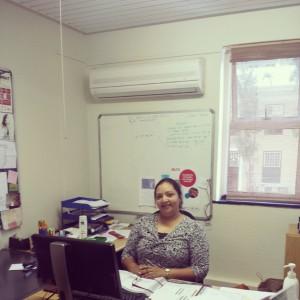 Rifqah Brenner, Accommodation Officer