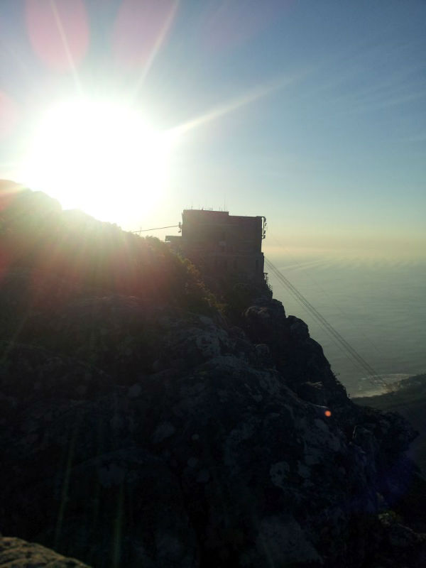 Sunset at Table Mountain