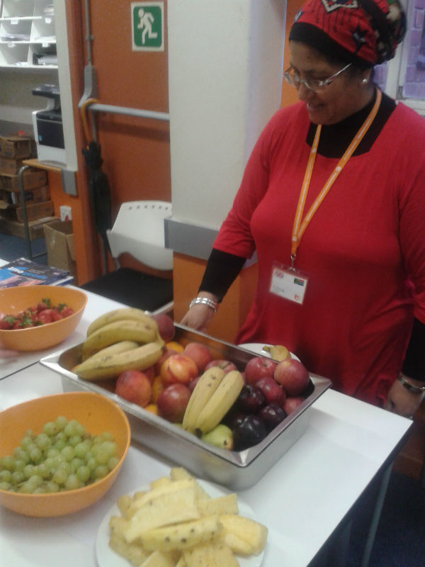 Health Day at EC Cape Town