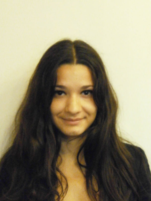 Our intern Ophélie Almagro, good luck and  we  hope to hear from you soon!