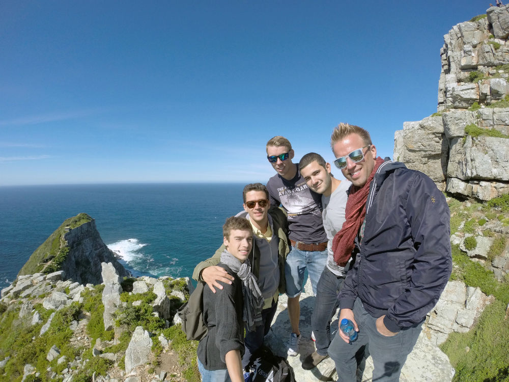 Full Day Cape Point Tour with EC Cape Town Students