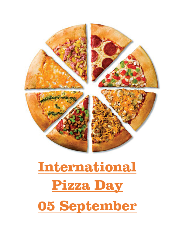 International Pizza Day at EC Cape Town