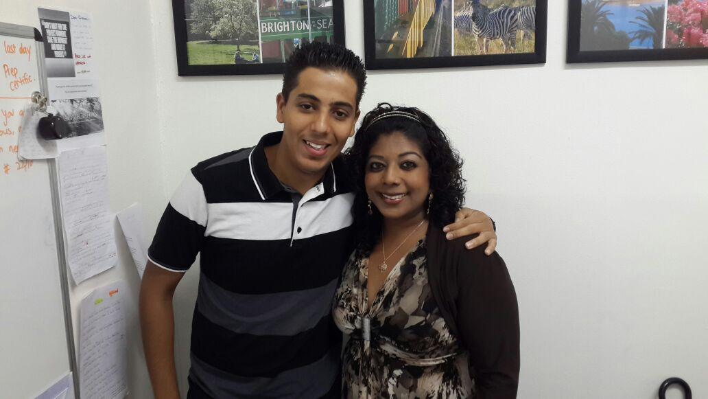 Mohamed & Sheetal