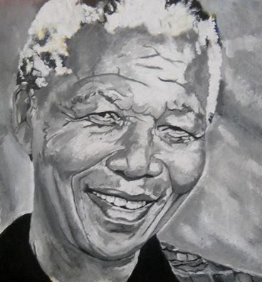This is how we like to remember tata Madiba, always smiling