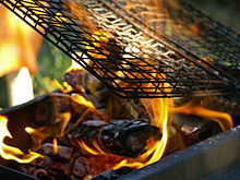 A traditional braai (barbeque) is a common form of cooking amongst South Africans