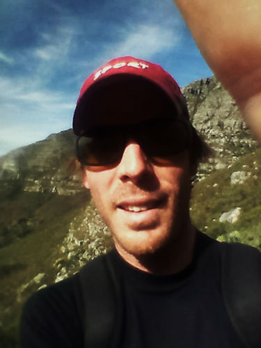 Teacher Matthew is a teacher at EC Cape Town and loves the outdoors