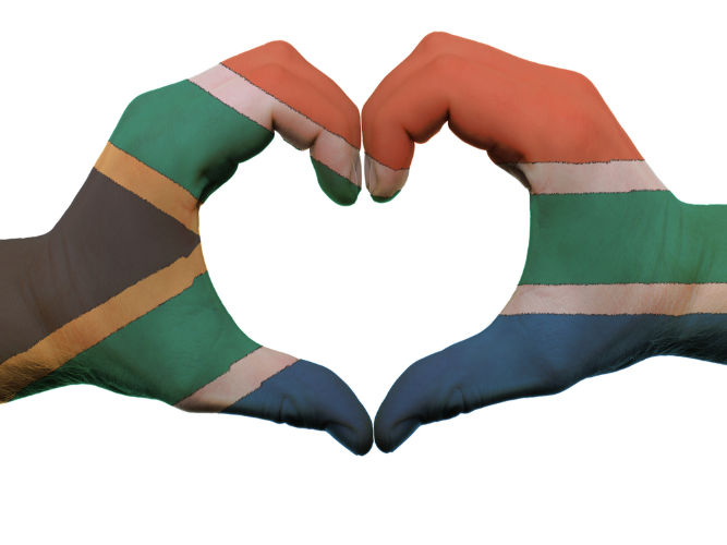 We (heart) South Africa