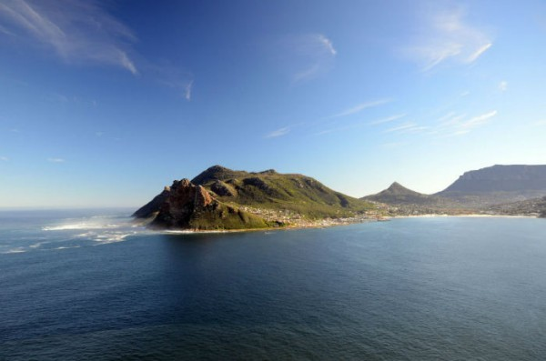Cape Point is a famous attraction for EC Cape Town students