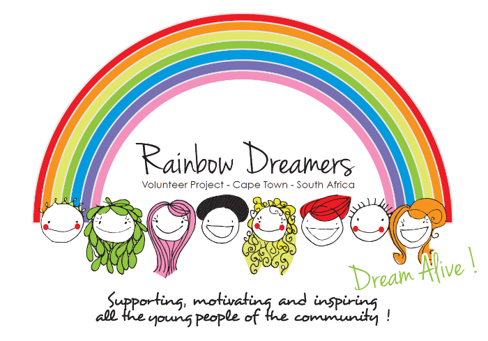 The Rainbow Dreamers project at EC Cape Town offers students a unique opportunity to volunteer their time and energy