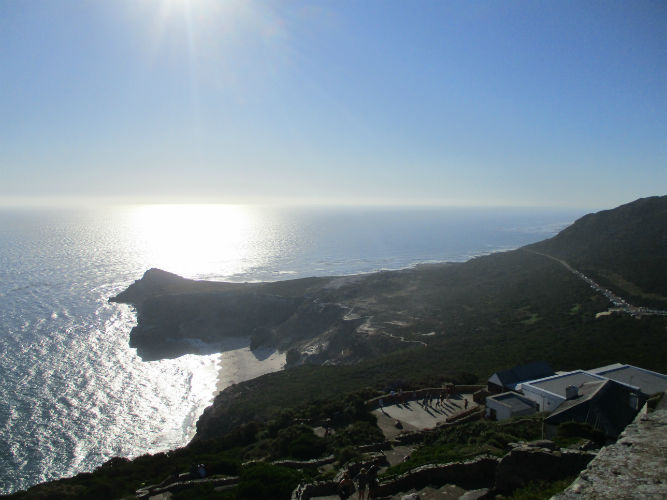 EC Cape Town offers our students mountain hikes , which provides great exercise  as well as great views.