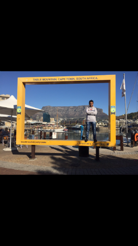 One of the popular tourist attractions in Cape Town