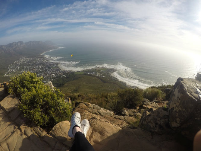 Now you can see why this hike is so popular with EC Cape Town students