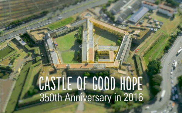 The Castle of Good Hope tour is a fascinating tour into the early colonial period