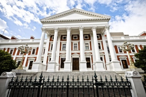 Parliament in Cape Town offers free tours daily to anyone who wants to see how the Parliamentary process works in reality