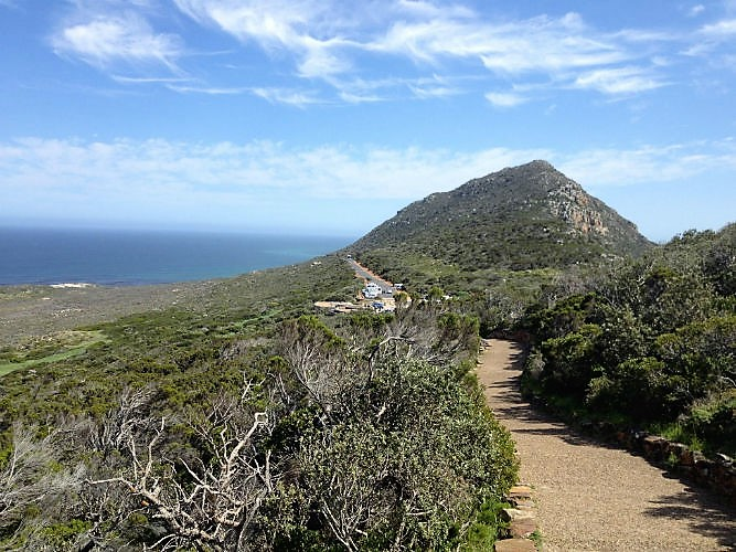 Hiking is one of the most popular events at EC Cape Town