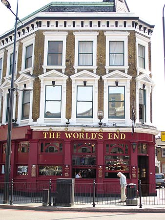 The World's End, Camden